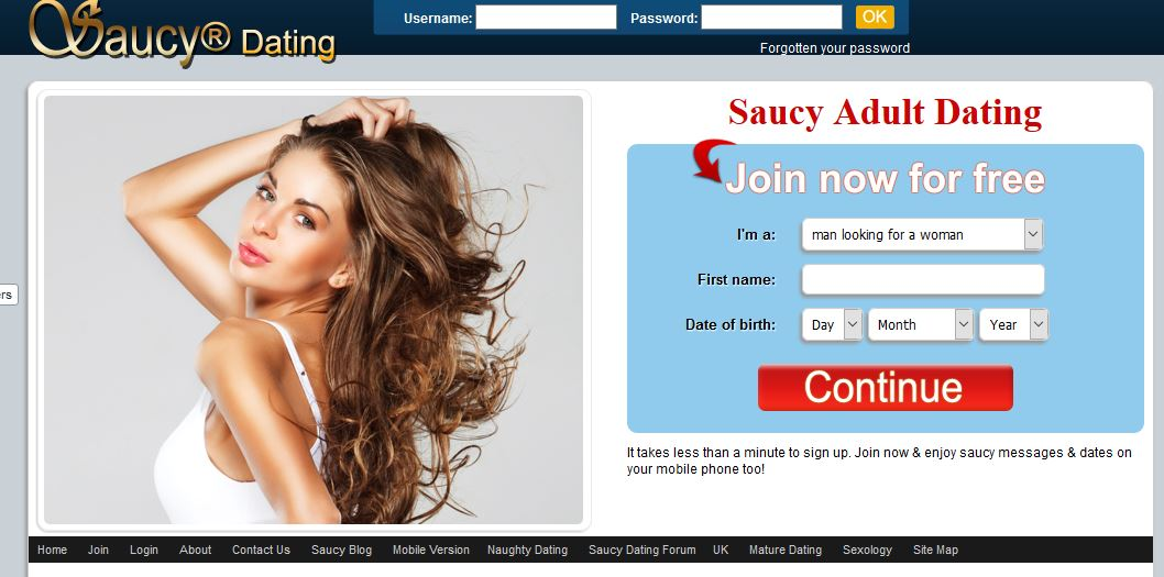 About Saucy Dating Blog