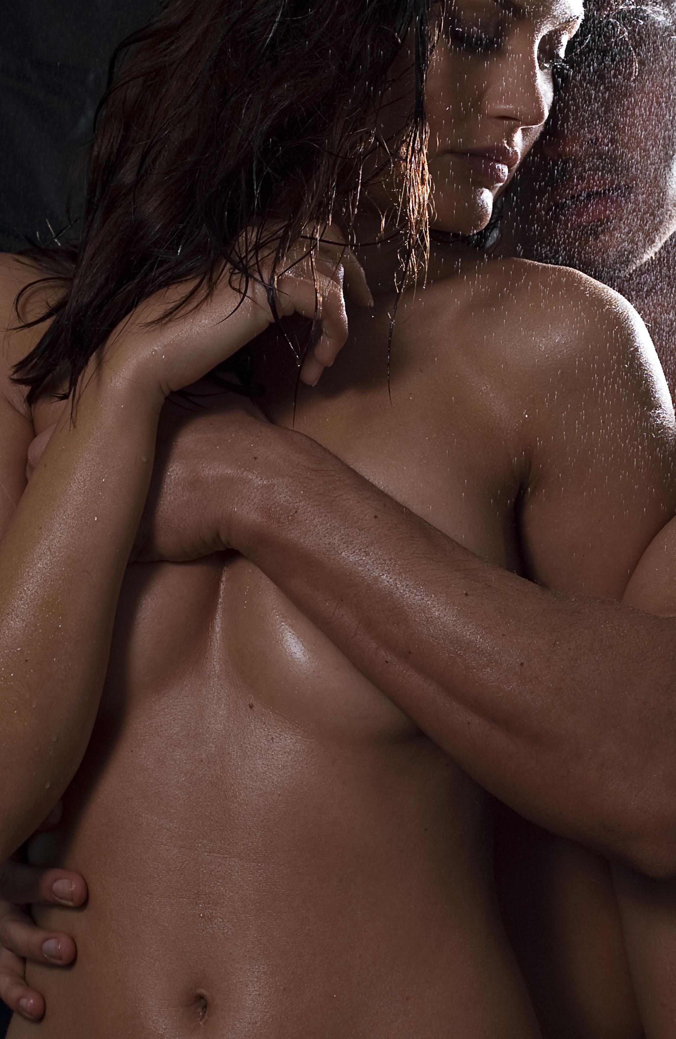 Naked embrace